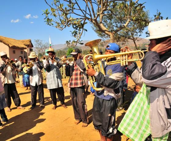 Besuch einer Famadihana auf einer individuell geplanten Madagaskarreise