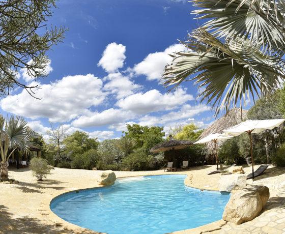 Hotel auf Madagaskar