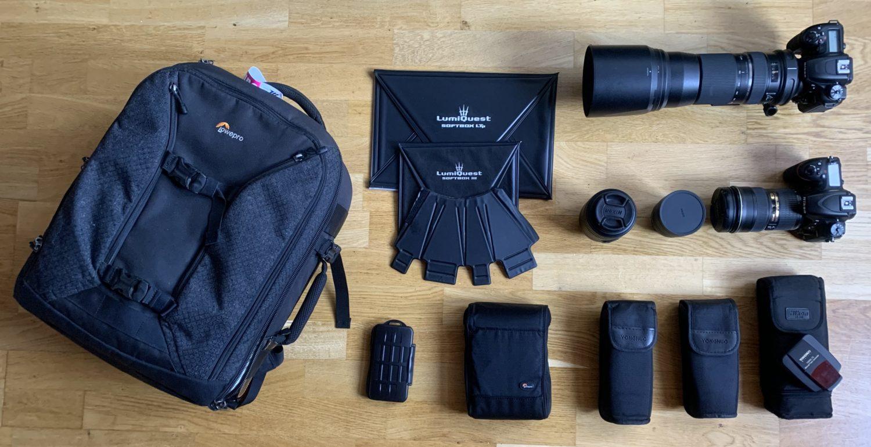 Fotografie-Ausrüstung für einen Madagaskar-Urlaub